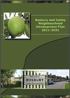Cover of Bosbury and Catley Neighbourhood Plan