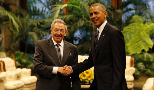 Obama reconoce logros de Cuba en áreas como salud y educación