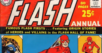 Flash Facts: Flash Annual of 1963