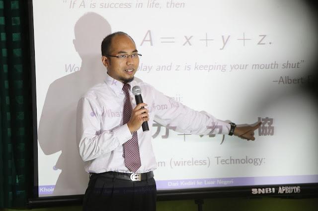 Biodata dan Profil Khoirul Anwar