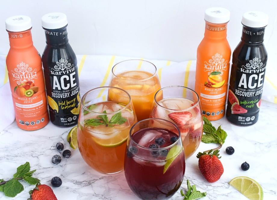 Karuna Fruit Soda