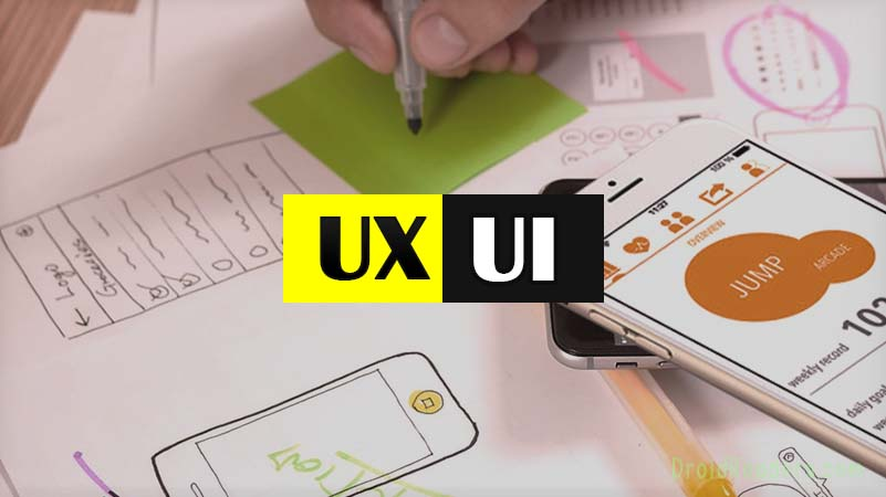 UX & UI Design - A Beginners Guide