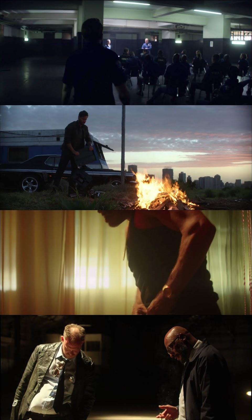 Los Últimos Días del Crimen HD 1080p Latino (2020)
