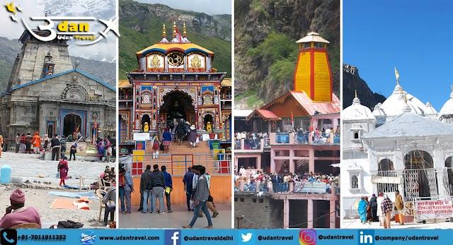 Char ham Yatra Packages | Badrinath, Kedarnath, Yamunotri, Gangotri