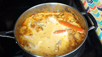 Crab-Curry-with-coconut-milk
