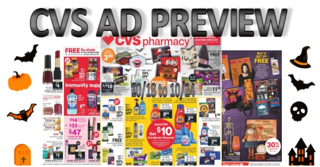 CVS Ad Scan 10-18 to 10-24