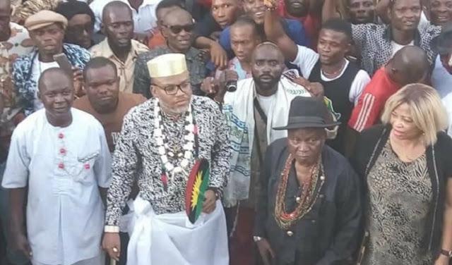 Stay Away From Lagos State — Igbo Traders Warns Nnamdi Kanu