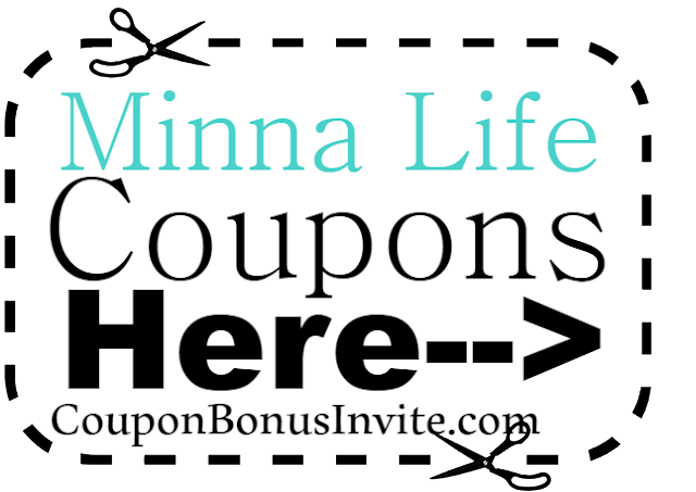 Minna Life Discount Codes, Minna Life Coupon Codes, MinnaLife Promo Code May, June, July, August, September, October 2017-2018