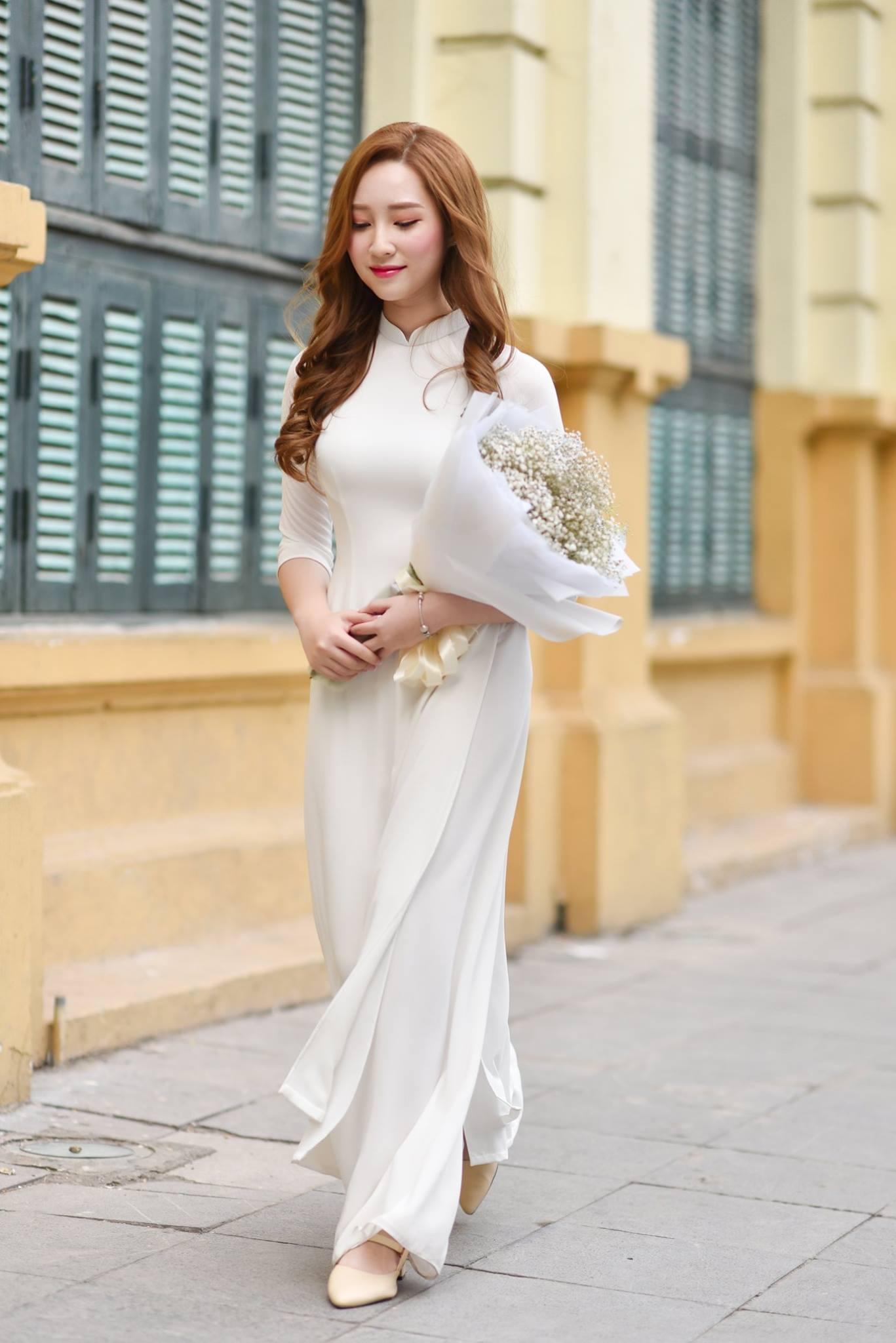 Hot girl Cù Phương Linh sở hữu ngoại hình xinh như mỹ nhân Hàn - 4