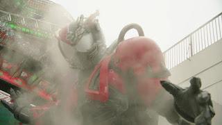 Kamen Rider Drive Chou Dead Heat