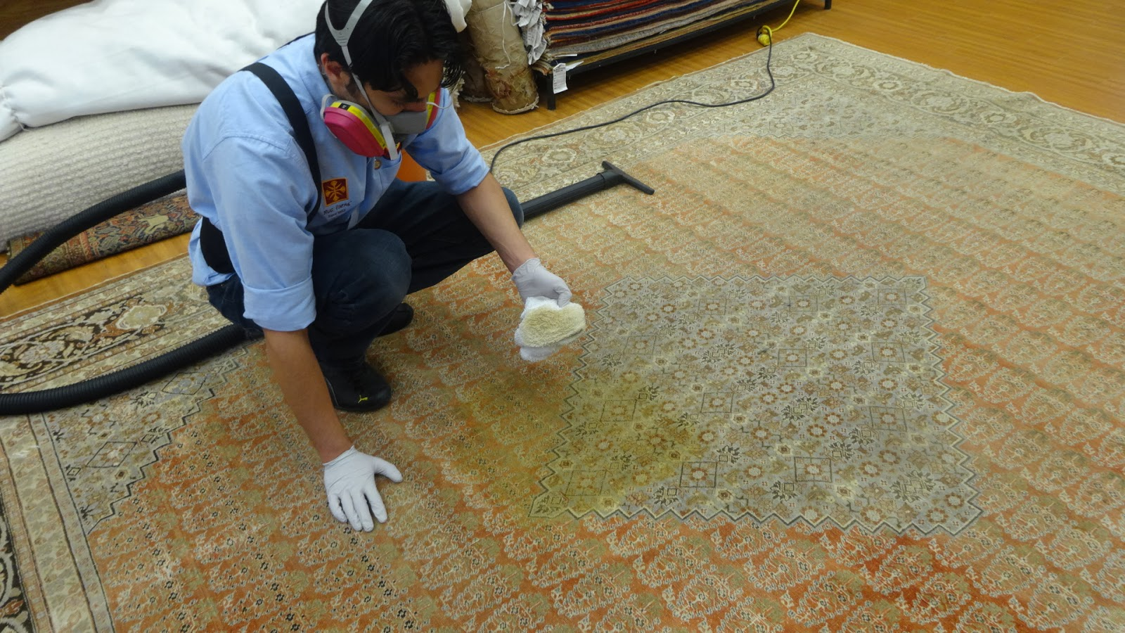 Rug Master Tow Most Rug Damages Are Pet Urine And Moth