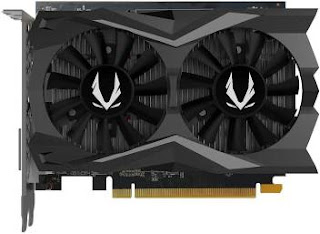Zotac GTX 1650 super 4GB graphics card