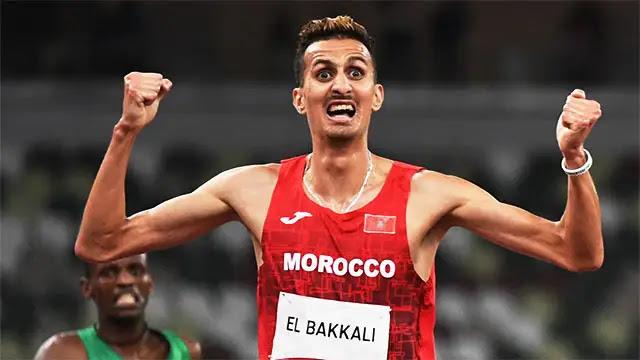 المغرب يحتل المركز 63 بأولمبياد طوكيو بفضل ذهبية البقالي
