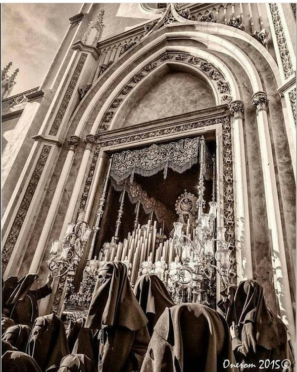 La Hermandad de la Salud de Málaga se recogerá en la Iglesia de San Pablo
