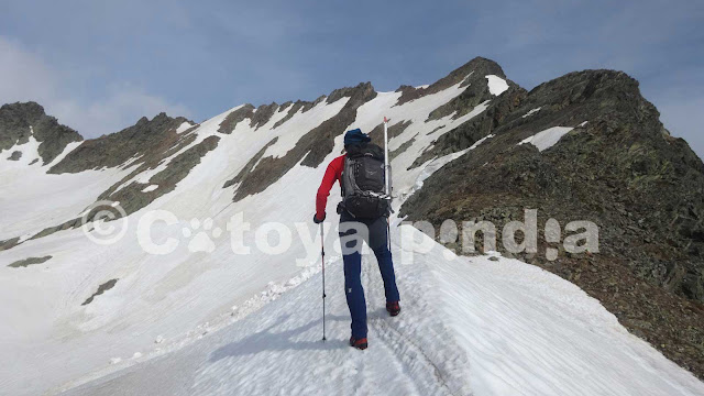 Rutas por Pirineos; Subida al Pico Sacroux