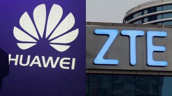 رسمياً  Huawei و ZTE محظورات في الولايات المتحدة لمدة عامين