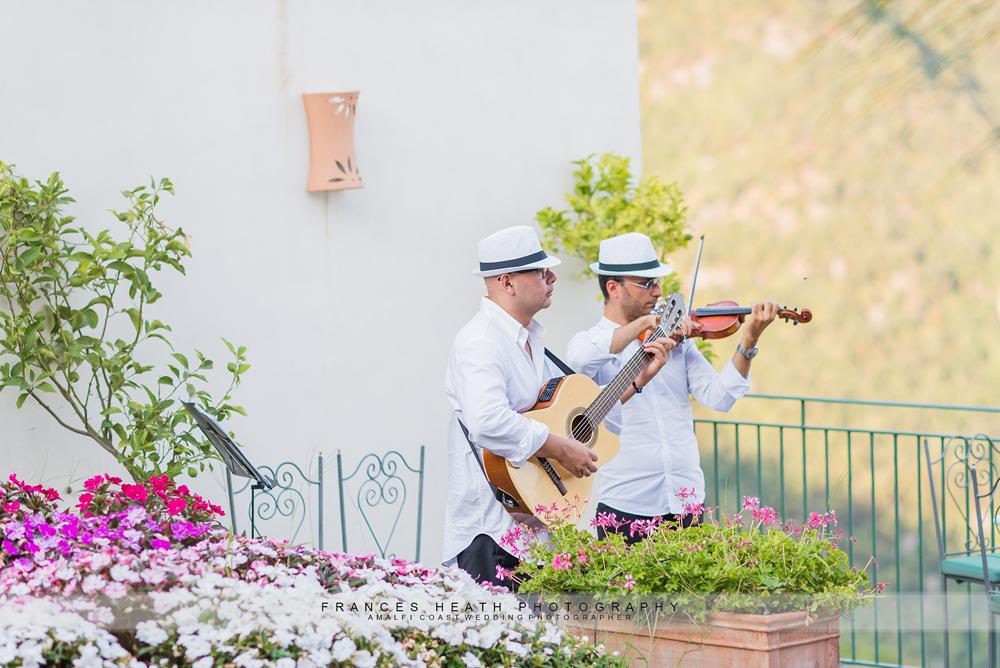 Neapolitian musicians