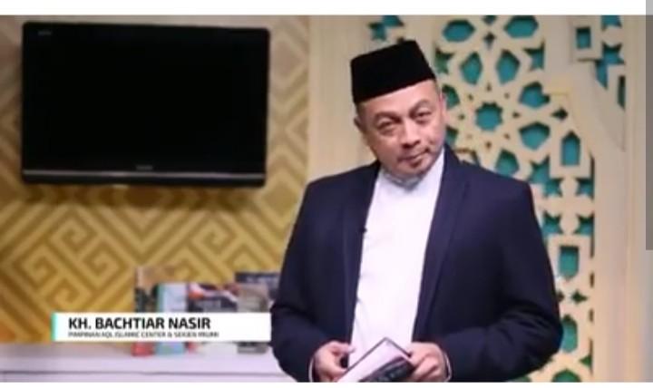 Sebut Pemilu Terkait Ibadah dan Ideologi, UBN Ingatkan Akibat Rezim Jahat