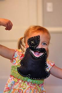 Korsan Maskesi Yapımı