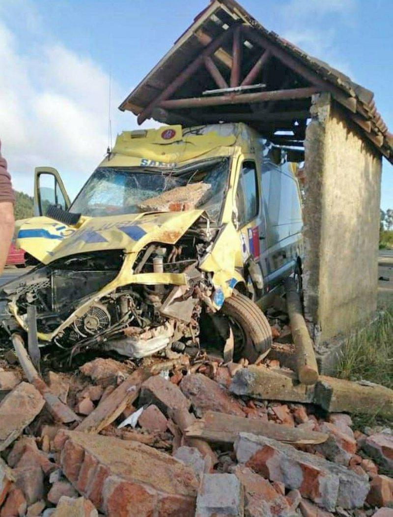 Ataque a paramédicos del Samu en Arauco generó repudio