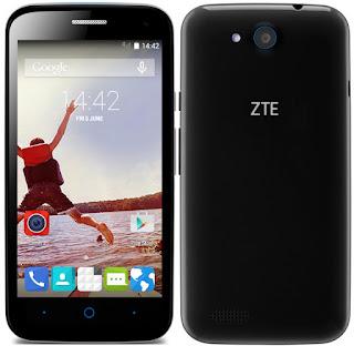 Harga ZTE Blade Qlux 4G Terbaru, Dilengkapi Dengan Layar Berukuran 4.5 Inch IPS LCD