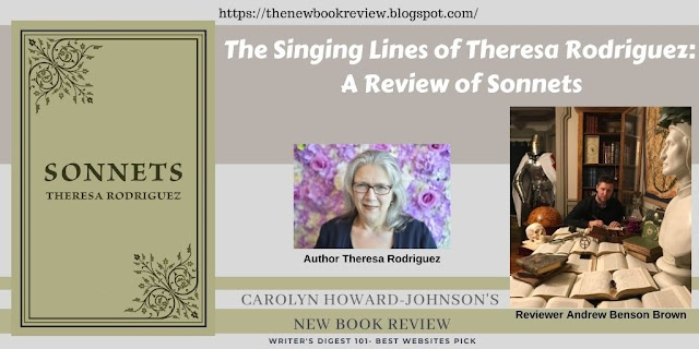"Andrew Benson Brown Reviews Poems by ""The Sonnet Queen"""