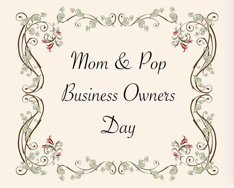 National Mom and Pop Business Owners Day Wishes For Facebook