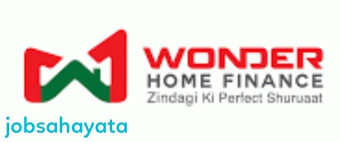 Microfinance company job in Wonder Home Finance Ltd regarding the branch manager