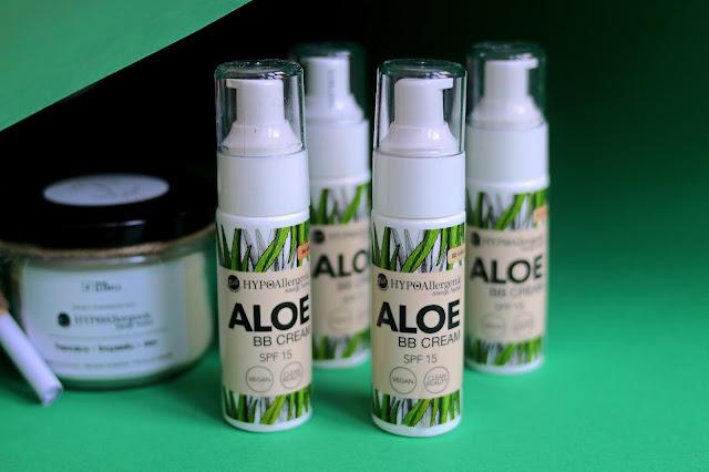 Bell Hypoallergenic Aloe bb krem