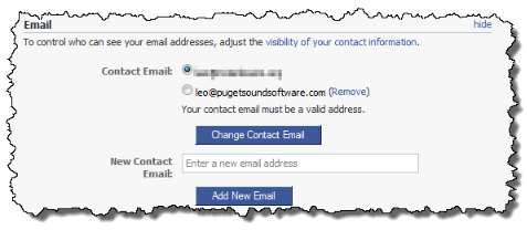 How Do I Change My Email on Facebook
