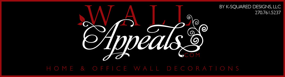 Wall Appeals Removable Wall Art