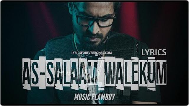 As-Salaam Walekum Lyrics Emiway Bantai