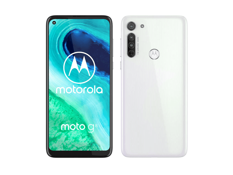 Motorola Moto G8 announced with 6.4-inch HD+ punch-hole screen and quad-cam