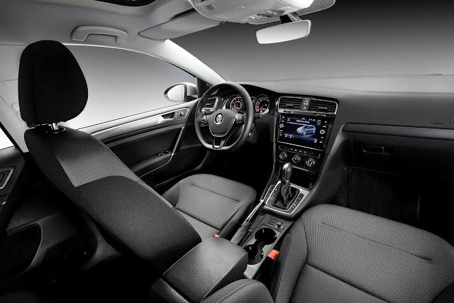 Novo VW Golf 2019 Comfortline Flex Automático