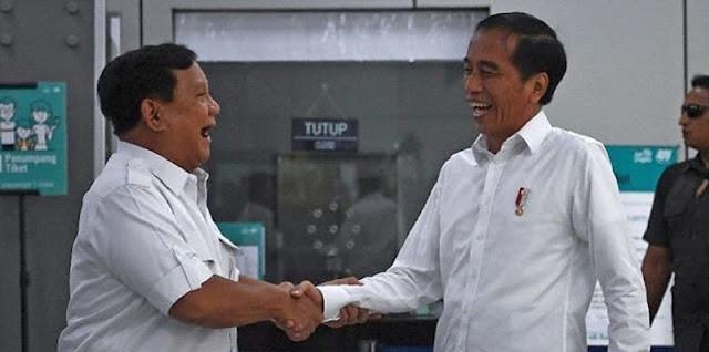 Fear Scenario, Menjual Ketakutan Demi Muluskan Jokowi-Prabowo Sudah Tak Relevan