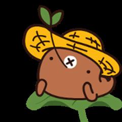 Baby mole Dururu ver.2(Korean)
