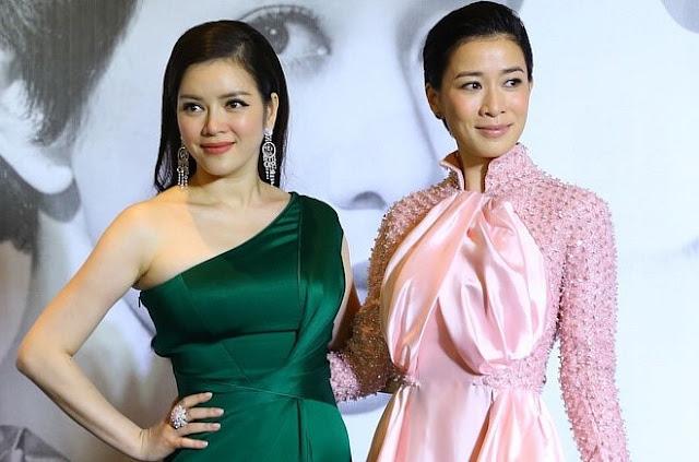 Lý Nhã Kỳ: Người đẹp bí ẩn của showbiz Việt 6