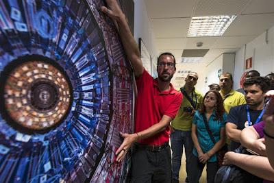 Program CERN bersama guru-guru dari seluruh dunia