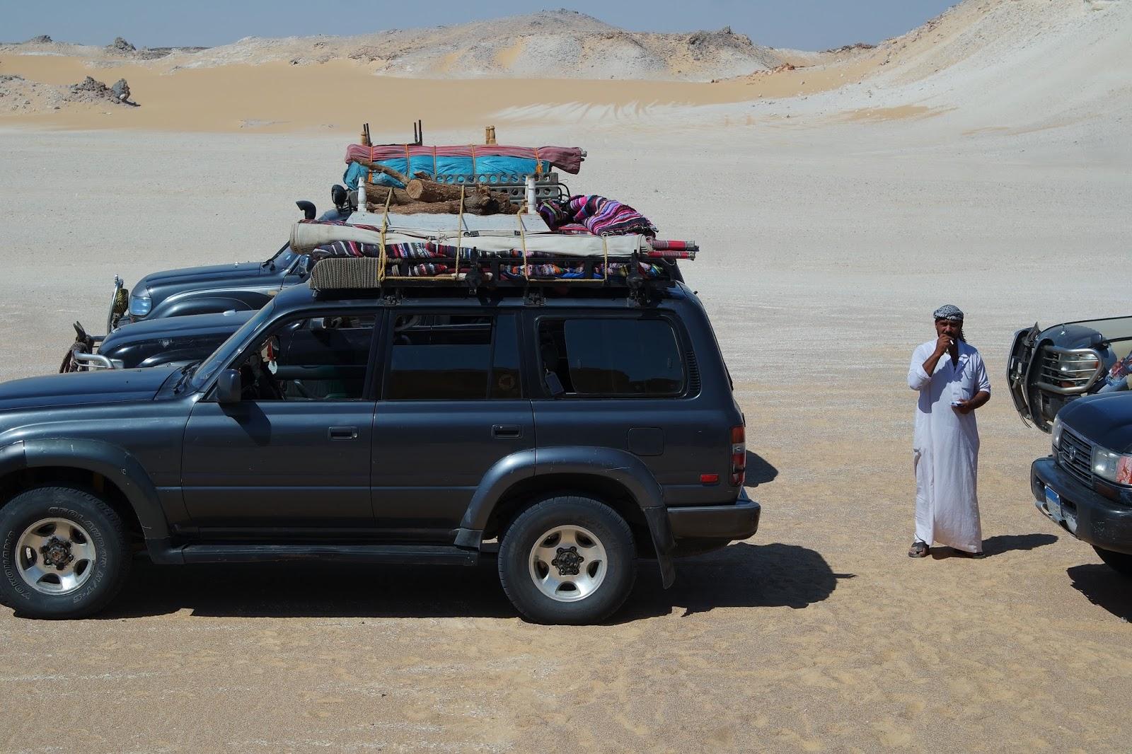 saara egito deserto branco deserto preto