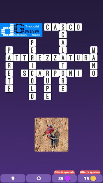 Soluzioni One Clue Crossword livello 13 schemi 13 (Cruciverba illustrato)  | Parole e foto