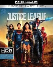 Justice League 4K Ultra HD