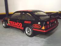 Ford Sierra RS500 TEXACO 1/24