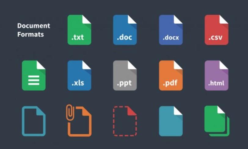format dokumen