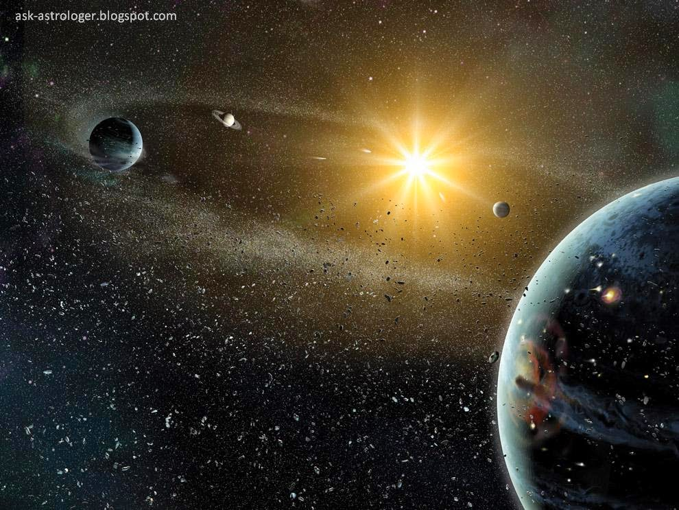 what makes our solar system - photo #45