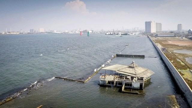 Heboh NASA Sebut Jakarta Terancam Tenggelam, Ini Gambarannya