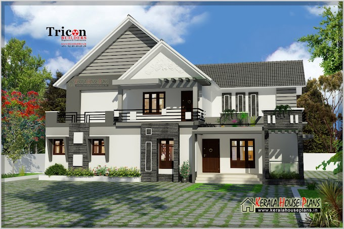 4 Bedroom Luxury Villa Design