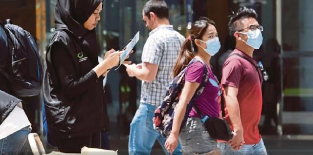 Sopir Taksi Korban Virus Corona, Otoritas Singapore Sebut 40 Orang Terinfeksi