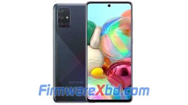Samsung A71 SM-A715F Flash File