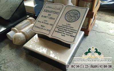 Nisan Granit Marmer, Jual Nisan Marmer Kombinasi