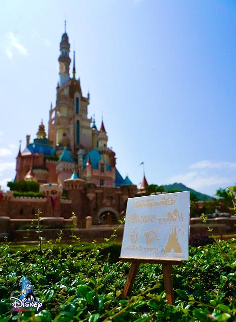 香港迪士尼樂園 2021年「迪士尼生日紋身貼紙」, Hong Kong Disneyland, Disney Birthday Sticker Tattoo